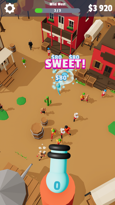 Crowd Bomber screenshot 2