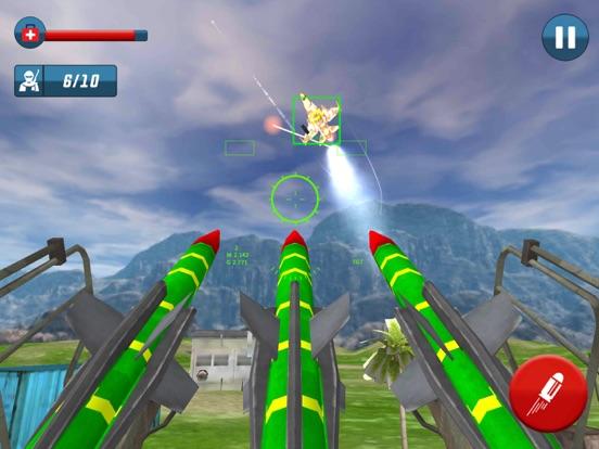 Military Missile Jet Warefare screenshot 11