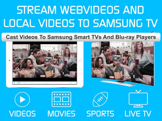 Video And Tv Cast For Samsung >> Video Tv Cast Samsung Tv App Price Drops