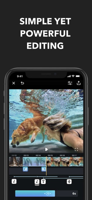 video editor for iphone 7