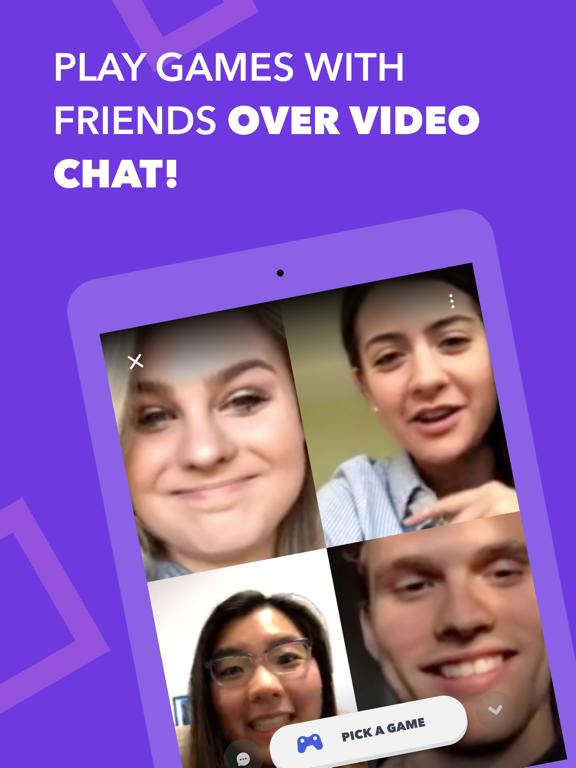 Bunch Group Video Chat & Games screenshot 4