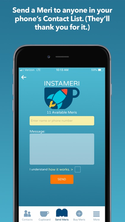 Meri Coffee Sharing App screenshot-4