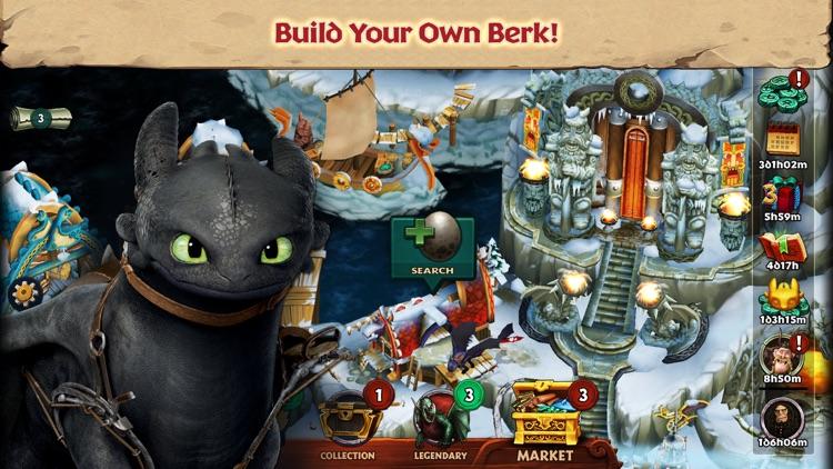 Dragons: Rise of Berk screenshot-0