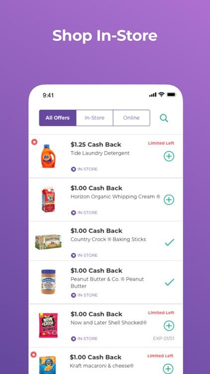 Shoply • Cash Back Shopping screenshot-3