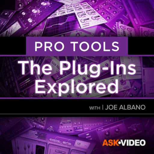 Plug-Ins  Course For Pro Tools