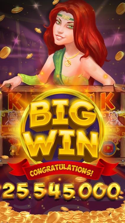 Divine Academy Casino: Slots screenshot-5