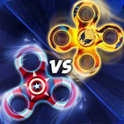 Hand Fidget Spinner Game