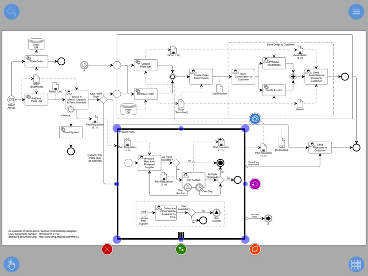 Grapholite Diagrams Maker screenshot-4