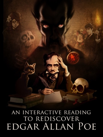 iPoe Vol. 3  – Edgar Allan Poe - náhled