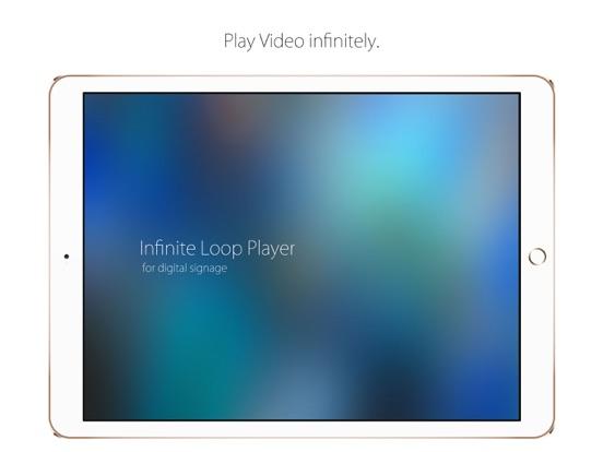 Screenshot #1 for Infinite Loop Player Pro