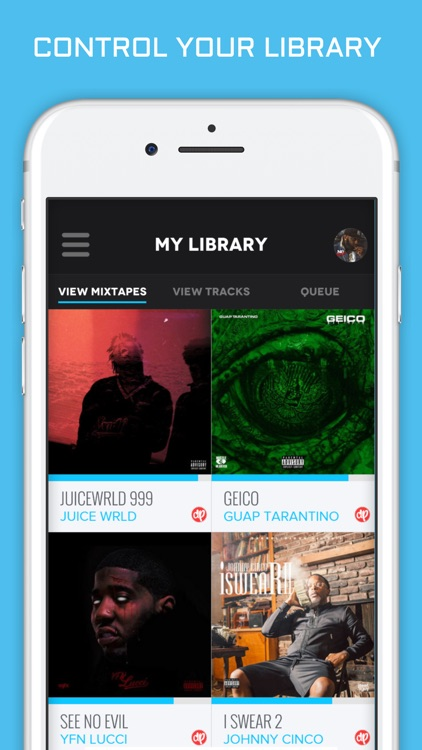 DatPiff - Mixtapes & Music screenshot-5