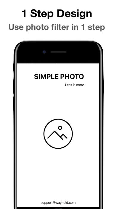 Simple Photo Pro screenshot 1