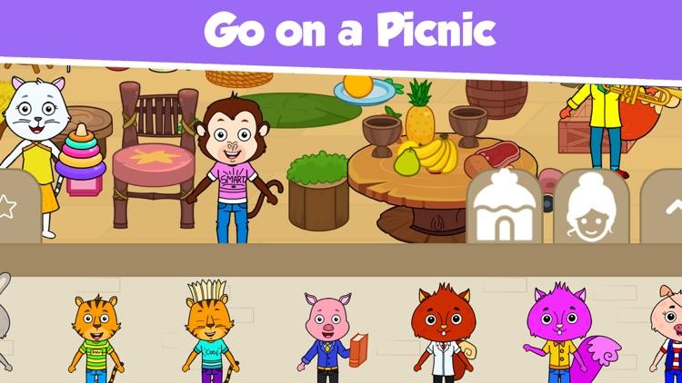 My Animal Town - Pet Games screenshot-6