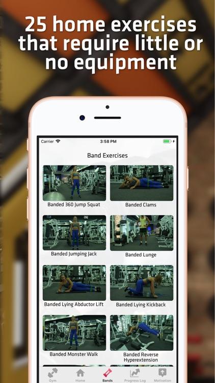Big Butt & Leg Workout screenshot-3