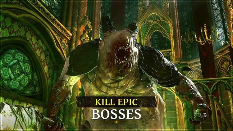 Iron Blade: Medieval RPG screenshot-3