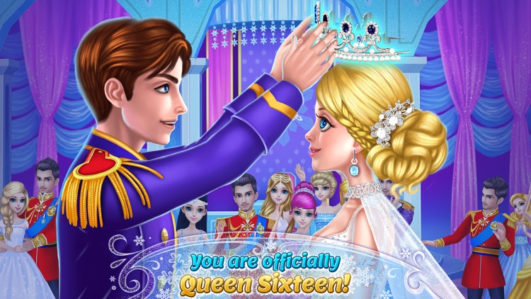 Ice Princess Sweet Sixteen