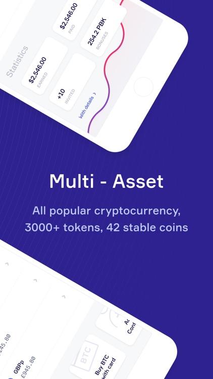 PlasmaPay - DeFi Crypto Wallet