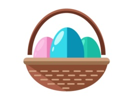 Easter Festival Stickers