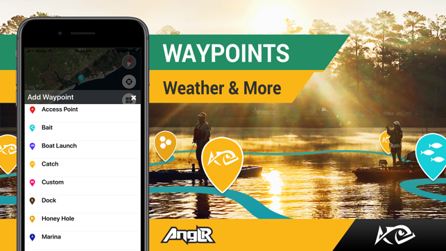Fishing App: ANGLR Logbook on the App Store