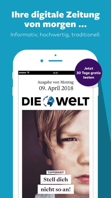 Welt Edition review screenshots