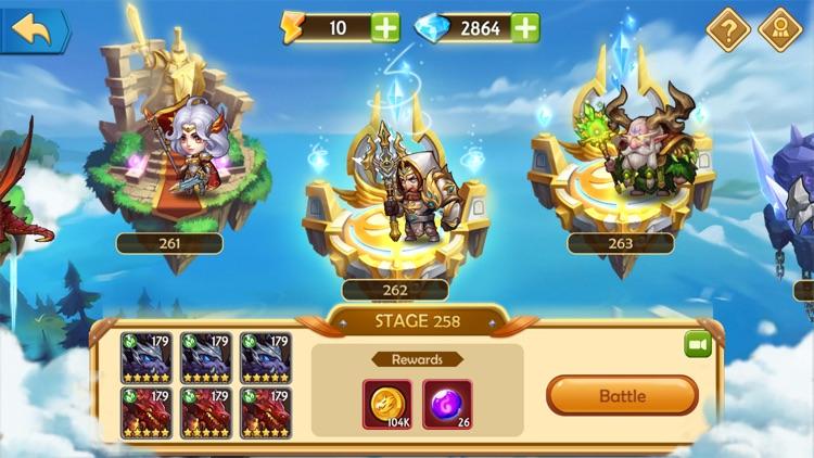 Epic Summoners: Monsters War screenshot-5