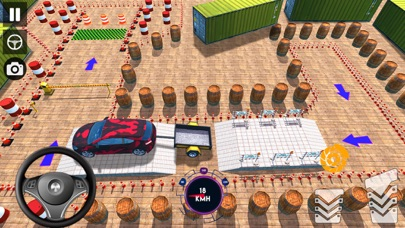 駐車場:トレーラー挑戦ドライビングスクールのテストライセンスのおすすめ画像5