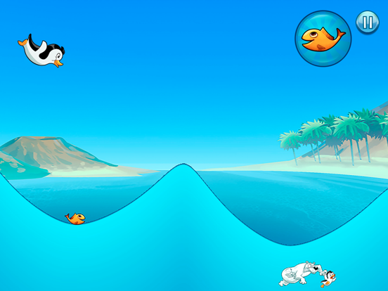 Racing Penguin: Slide and Fly!-ipad-3