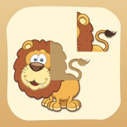 Animal Puzzles Game for Kids