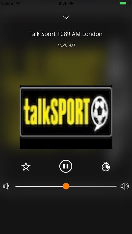 UK Radio Channels- Live FM, AM screenshot-3