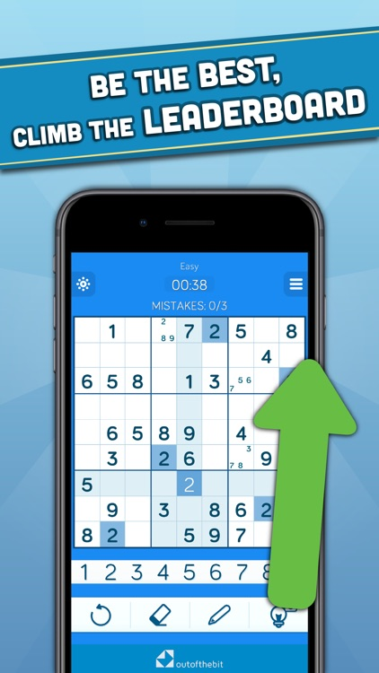 Sudoku - Classic number puzzle screenshot-3