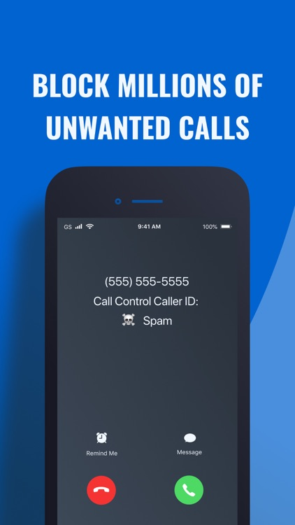 Call Control: #1 Call Blocker