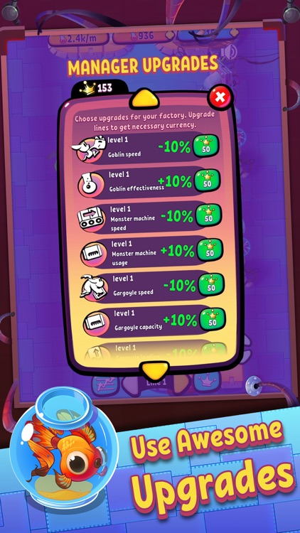 Idle Monster Factory screenshot-4