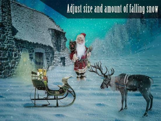 Christmas Snowfall HD screenshot 7