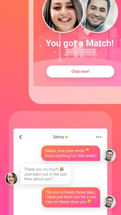 Soudfa - تطبيق للتعارف والزواج Screenshot