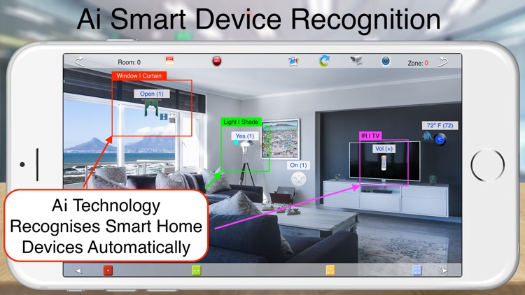 HOS Smart Home digitalSTROM