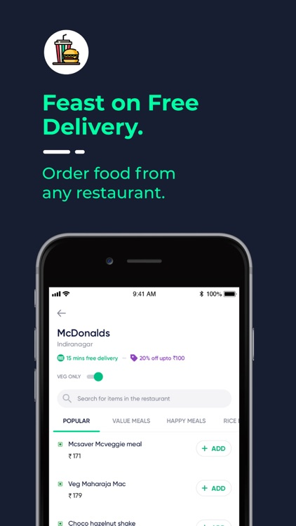 Dunzo: 24x7 delivery