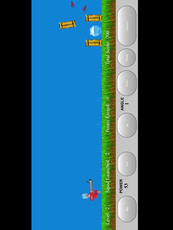 Squid Launcher screenshot 7