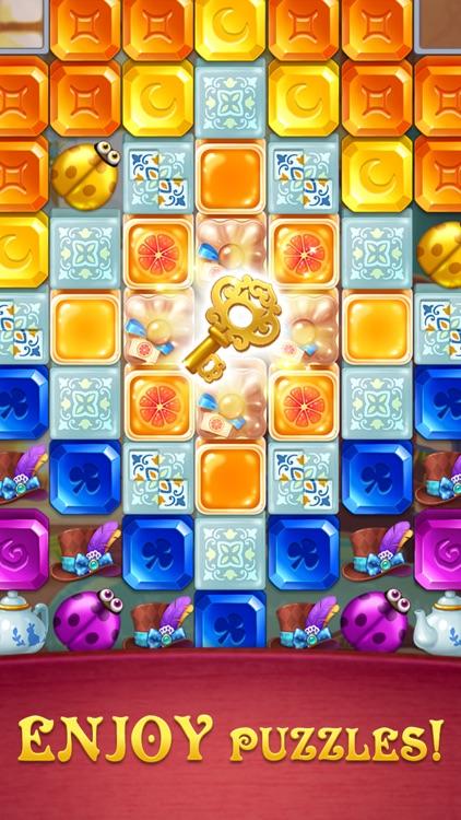 Gem Blast: Magic Match Puzzle