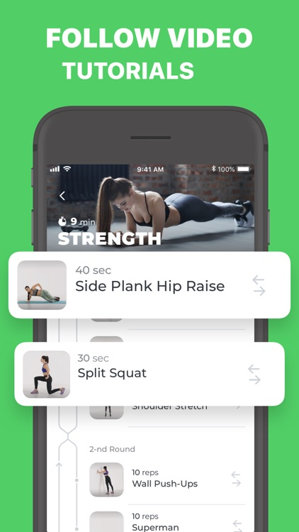 Weight Loss: At-Home Workouts screenshot-5
