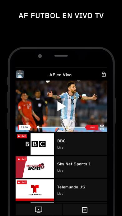 Argentina TV Live AF