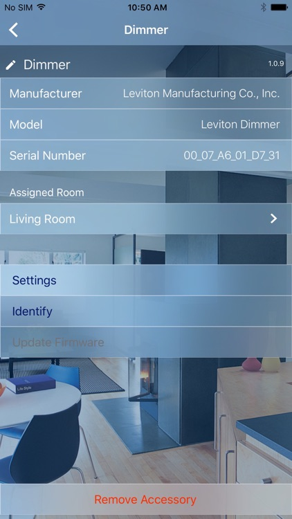 Decora Smart Home screenshot-3