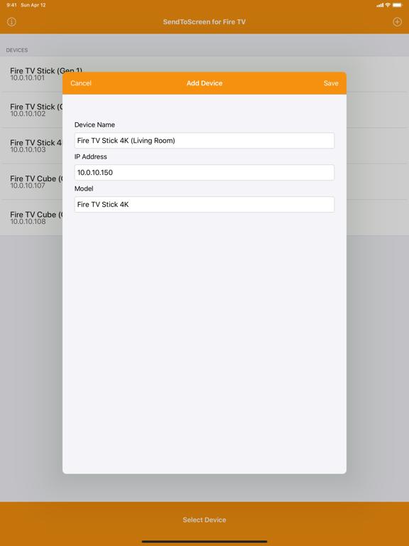 SendToScreen for Fire TV screenshot 10