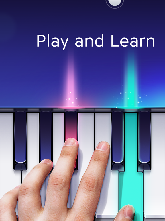 Piano app by Yokee screenshot