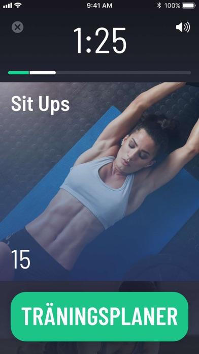 30 Day Fitness Träningsapp på PC