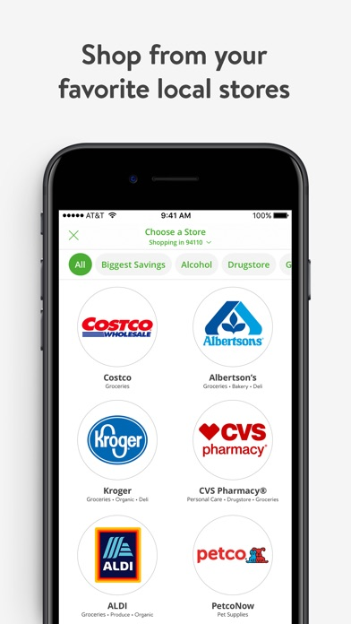 Instacart App Reviews - User Reviews of Instacart