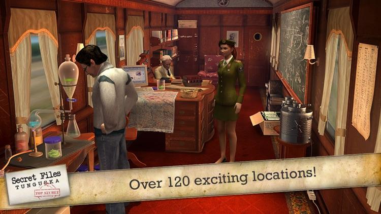 Secret Files: Tunguska screenshot-4