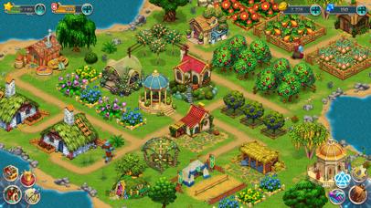 Fairy Kingdom: Castle of Magic Screenshot on iOS