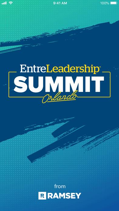 EntreLeadership Summit 2020 screenshot one