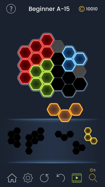 Puzzle Glow-All in One screenshot-4