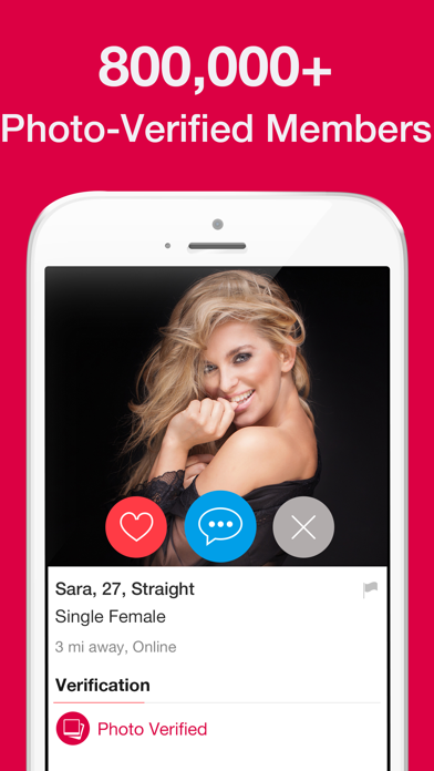 3Fun: Threesome & Swingers App Screenshot